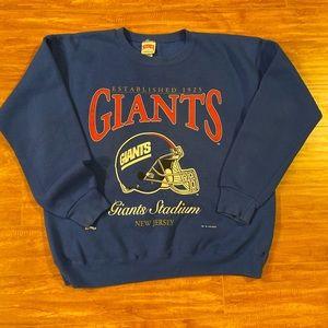Vintage New York Giants Sweatshirt
